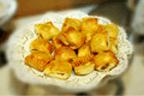 gefüllte Blätterteigtäschli mit Cantadou