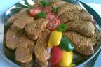 Grillbuffet Platte
