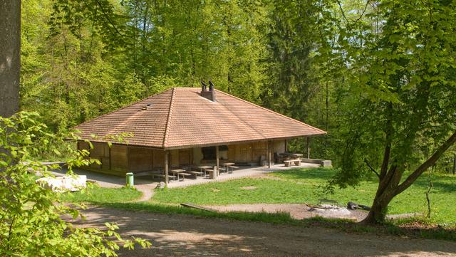 Waldhütte Beinwil am See