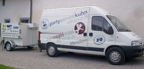Partyservice Anlieferung