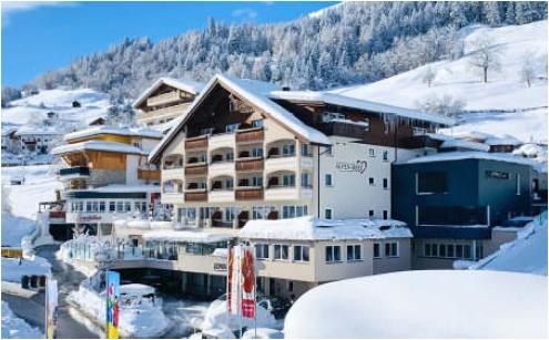 Romantikhotel Alpen Herz